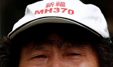 MH370 relatives