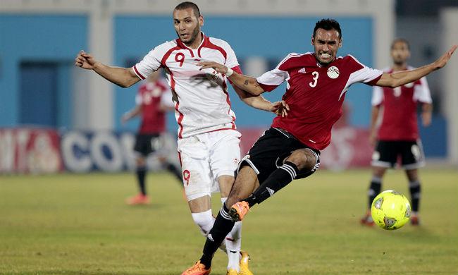 Tunisia v Egypt