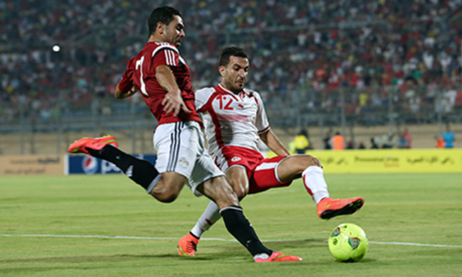 Egypt vs. Tunisia