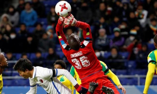 Award-winning goalkeeper Onyango leads Uganda challenge (Reuters)