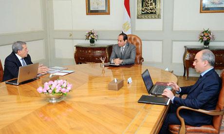 Sisi and El-Garhy