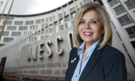 Moushira Khattab to run in UNESCO election's fourth round Thursday