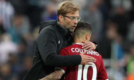 We are ready to buy Coutinho in January - Barcelona chief warns Liverpool