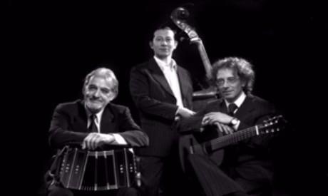 Argentine bandoneonist Rodolfo Mederos
