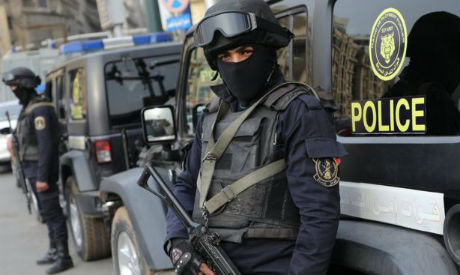 Egyptian official: 14 policemen killed southwest of Cairo