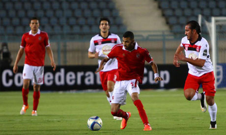 Al Ahly Egypt did the job, and WAY MORE — CAF Champions League