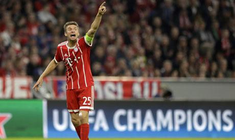 Deutschland 2016 2017 Müller Away Germany Fußball Soccer