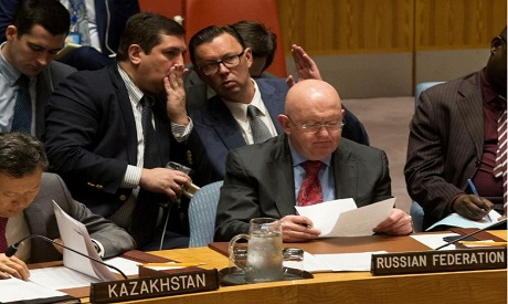 Russian Federation  vetoes resolution on extension of Syria probe