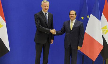 Egypt-France