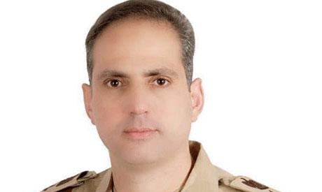 Army spokesman