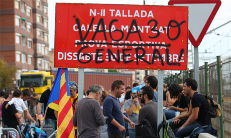 Catalonia President Ready to Declare Independence in Days