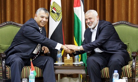 Khaled Fawzi and Hamas