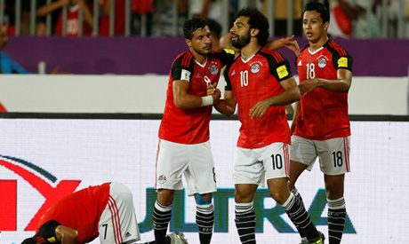 innovative design be800 bfe51 Egypt gearing up for anticipated World Cup qualifier against ...