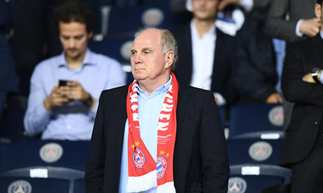 Bayern president Uli Hoeness has told Pep Guardiola identity of new coach