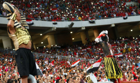 A very Late penalty gave Egypt a ticket to Russian Federation