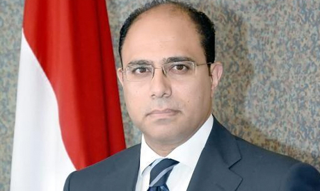 Egypt FM spokesman Abu Zeid