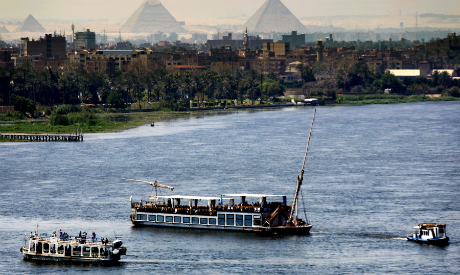 Holiday makers enjoy Nile cruises (AP)