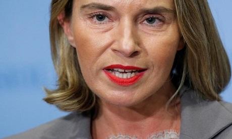 EU Foreign Affairs Chief