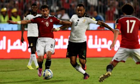 Egypt v Ghana