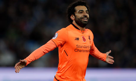 Liverpool's Salah, Mane Nominated BBC's African Player Of The Year