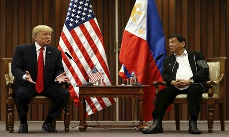 Trump & Duterte