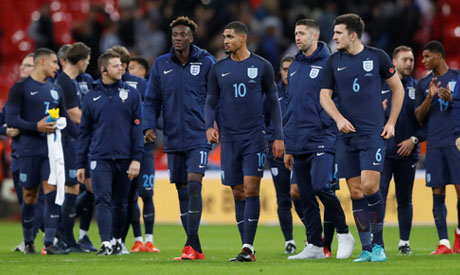 England make five changes for Brazil clash
