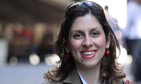 Iran denies any link between United Kingdom debt, jailed aid worker