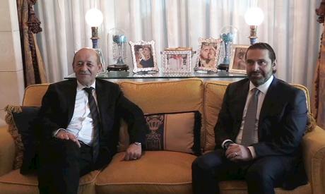 Lebanon's Hariri to arrive in France on Saturday, meet