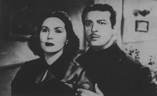 Leila Mourad and Anwar Wagdi