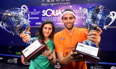 Mohamed Elshorbagy, Nour El-Sherbini