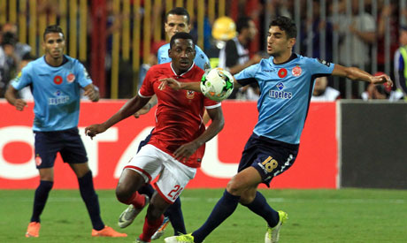 Ahly Coach Blames Referee for CAF Champions League Final Loss