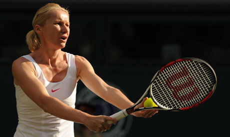 Jana Novotna, 1998 Wimbledon champion, dies at 49