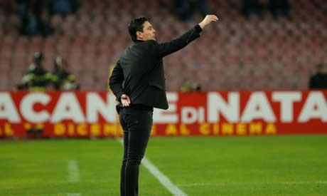 AC Milan sack coach Montella, promote Gattuso