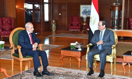El-Sisi and Berri