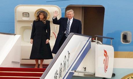 Trump & Melania