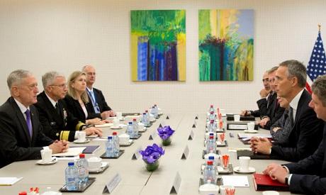 NATO meeting
