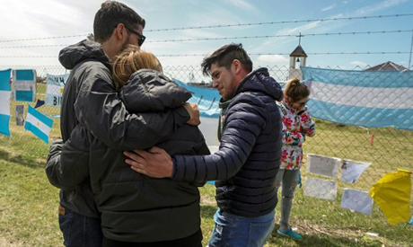 Argentine Navy ends rescue operation for missing submarine - spokesman