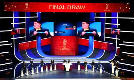 Your complete guide to today's World Cup draw