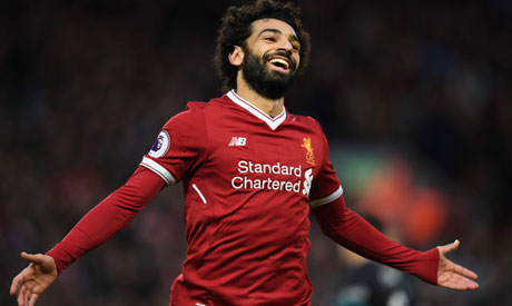 Mohamed Salah wins 2017 BBC African Player of the Year award