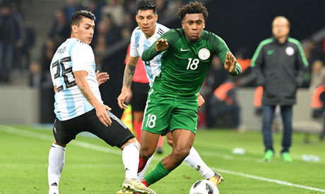 Nigeria to face Poland in World Cup warm-up