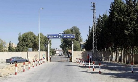 border crossing of Jussiyeh
