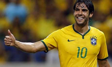 Kaka, Brazilian midfielder retires at 35