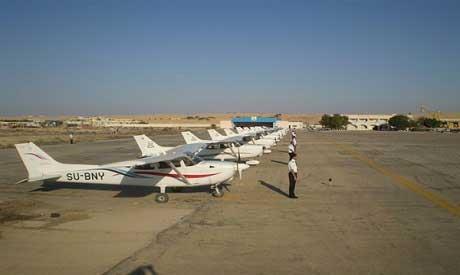 Training planes