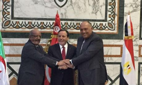 Khalifa Haftar, Libyan military chief, signals bid for power