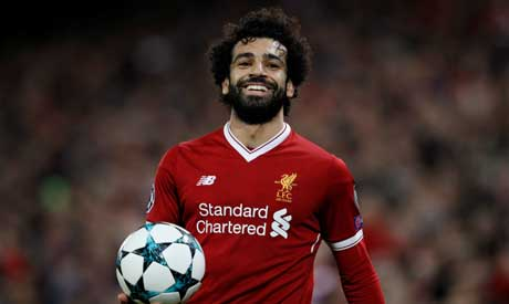 Mohamed Salah and Sadio Mane go head-to-head for major award