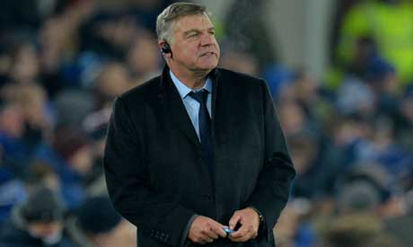 Everton manager Sam Allardyce (Reuters)
