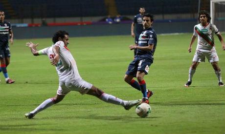 Ragaa 1-1 Zamalek