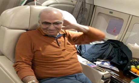 Former Egyptian PM Shafiq Returns To Cairo, Plans Presidential Campaign