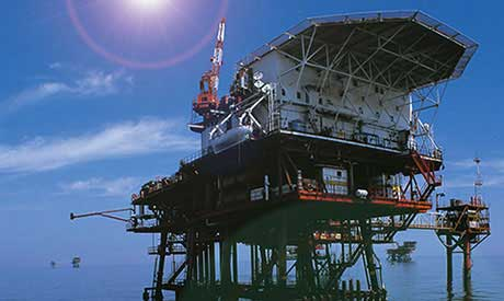 gas field Zohr (Photo: eni.com)