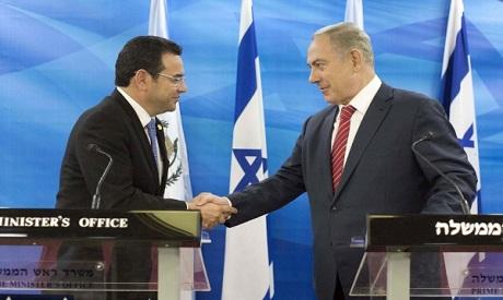 Morales & Netanyahu